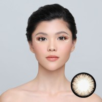 Softlens EOS - Royal Almond Chocolate