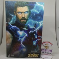 HT MMS474 Hot toys Thor