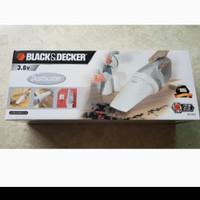 Vacuum Cleaner Black + Decker Dust Buster 3.6 v NV3603