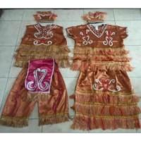 Pakaian Adat Papua (Anak-Anak Dan Dewasa) C5726 MURAH