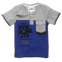 Kaos Anak Laki Lengan Pendek Baju Anak Cowok Size 4-8 Tahun Kekinian
