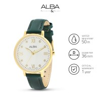 Jam Tangan Analog Leather Wanita Alba AH8670 Original