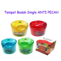 TEMPAT BEDAK BAYI SINGLE RELIABLE POWDER CASE ANTI PECAH