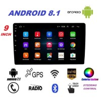 Double Din Android 8803 9 inch GPS Wifi Bluetooth Ram 2/32 Head Unit