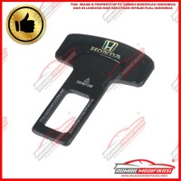 SEAT BELT BUCKLE - COLOKAN SEAT BELT - ALARM STOPPER - HONDA