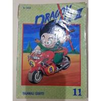 komik second dragon ball II vol 11