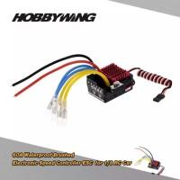 Hobbywing Quicrun 860 Dual Motor 60A Waterproof Esc Brushed 1/10 1/8