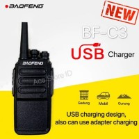 BAOFENG HT Walkie Talkie BF-C3 USB Charger Upgraded Version BF888S