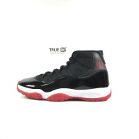 Sepatu Sneakers Nike Air Jordan 11 High Bred 100% Original