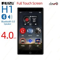 DAP MP3 Player MP4 Player Bluetooth Touchscreen 4 Inch 8GB - Ruizu H1