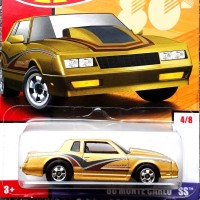 hot wheels 86 monte carlo SS emas 80s throw back heritage 50th