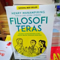 Buku - Filosofi Teras - Henry Manimpiring
