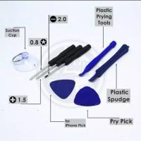 Repair Opening Tools Tool Kit Obeng Set iPhone Dan Android