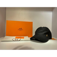 TOPI HERMES PARIS HAT / BASEBALL CAP BEST QUALITY - BLACK GOLD