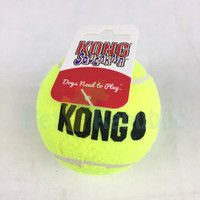 Mainan Anjing KONG AST1B Squeakair Tennis Ball Large 1pcs