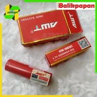 Baterai AWT - 3000 mAH - battery batre - 3.7 V 18650