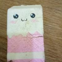 squishy milk carton (bekas)
