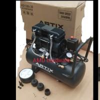Compressor Kompresor Oilless Silent High Speed 1,75HP 30L Artix HS1390