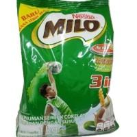 susu milo 3 in 1 aktivGo 1000 gr/1 kg