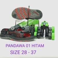 Sandal Gunung HOMY PED PANDAWA 01 HITAM