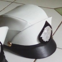 Promo Topi Pet Putri Pks (Patroli Keamanan Sekolah) Termurah