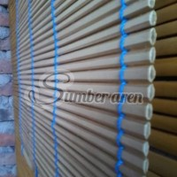 kirai bambu kirai bambu aren wide kere kayu aren 1.5 m
