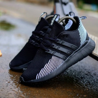 Adidas Questar Flow Black List White