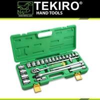 TEKIRO kunci sock Set 1/2 (8-32) 24 pcs SE0613
