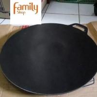wajan kuali penggorengan loyang plat masak martabak telor kebab 35cm