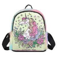 Tas Ransel Anak Unicorn Lucu Import - C
