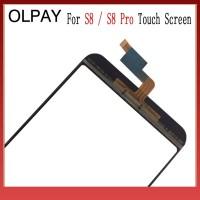 Ori Touch Screen Layar Sentuh 5.72 untuk leagoo S8 S8 Pro