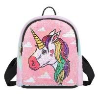 Tas Ransel Anak Unicorn Lucu Import - A