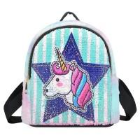 Tas Ransel Anak Unicorn Lucu Import - D