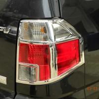 Garnish Lampu Belakang APV Arena Chrome Sn4
