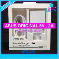 Charger Asus Zenfone Max Pro MaxPro M1 ORIGINAL 100% Micro USB 5V 2A - Putih