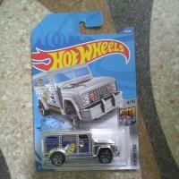 Hotwheels 2020 Armoured Truck