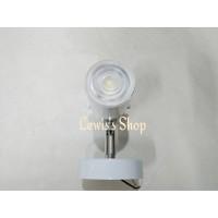 Lampu Sorot LED COB White Warm White 5 watt white putih