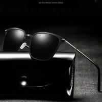 Best kacamata Hitam pria wanita Polarized anti UV Model Retro Outdor