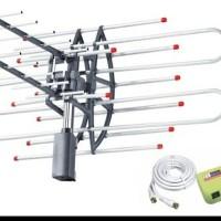 ANTENA DIGITAL TV REMOTE BOSTER SANEX WA 850TG FREE KABEL 10M