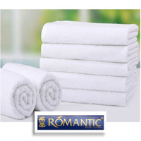 Handuk Hotel Putih by Romantic // Hotel Towell 400 gram