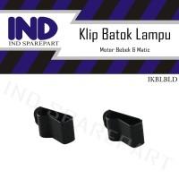 Klip Batok Lampu Depan-Utama Honda/Yamaha/Suzuki Beat/Mio/Vario/Supra