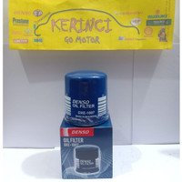 FILTER OLI DXE-1007 DENSO NISSAN MARCH - NISSAN MAZDA 2 - OIL FILTER