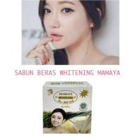 Sabun Pemutih Muka Badan Beras Thailand Mamaya Original Bpom Aman