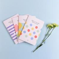 Daily Plan Colored Weekly Planner A5 / Buku Catatan / Buku Agenda