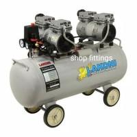 LAKONI Fresco 260 Silent Air Compressor Oilless Kompressor Angin 60 lt