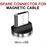 Connector Magnetik Charging For iPhone / Micro USB / Type C