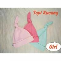 Little Q Topi Bayi Little girl series Newborn Little Q Topi Kuncung
