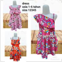 dress anak / dress modis anak