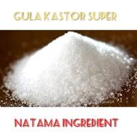 GULA KASTOR/KASTER SUGAR/GULA HALUS/TEPUNG GULA- 500 GRAM