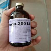 Limoxin LA - Obat pernafasan, pencernaan sapi, kambing dan pet animal